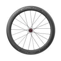 35% Off 59mm Deep 27.8mm Wide 1410gr Carbon Clincher Wheel Set & Free Shipping Worldwide